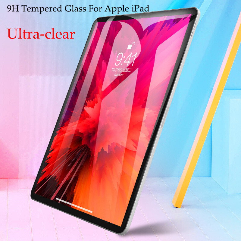 9H Tempered Glass For iPad pro 12.9 Screen Protector for ipad 2018 2017 Scratch proof Anti blue light glass Film