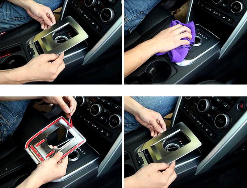 Aliexpress Com Buy Gear Shift Frame Cover 1pcs For Land