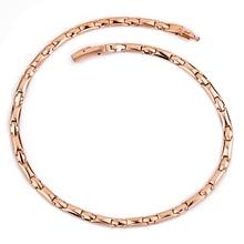 2017 Nové příchody Elegantní 38 Silné zdravotnické náhrdelníky Titanové Magnetické terapie Náhrdelník pro ženy Mužský germánský náhrdelník