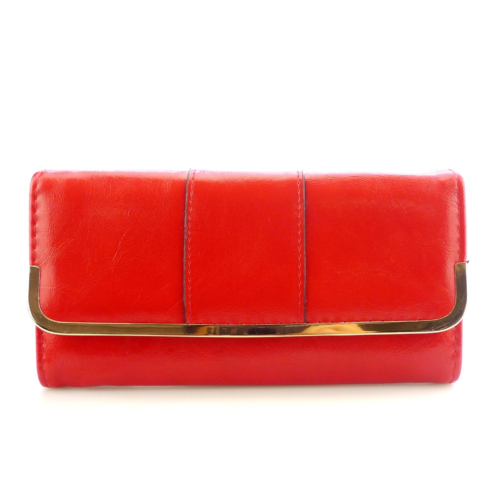 Woman bag 2017 the new spring wholesale fashion trend in han edition PU red hand wallets bag