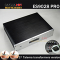 New Finished ES9028PRO + 2x Talema transformer with MUSES8920/ AD797 hifi DAC decoder support  XMOS U8 / Amanero iiS USB Card