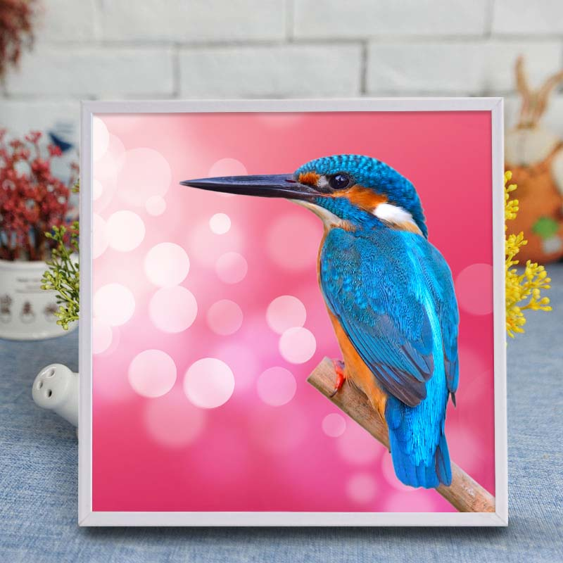 NEW Puzzle 3D Birdie Diamond Stickers Crystal Mosaic jigsaw Toy Learning Education DIY Toys For Children
