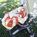 Manta de bebé de Punto A Cuadros Para El Sofá Cama Cobertores Colcha Mantas Toallas de Baño Alfombra de Juego de Regalo
