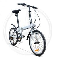 NORWICH 20inch 6speed Folding Mountain Bike Double V Brake Fashionable S