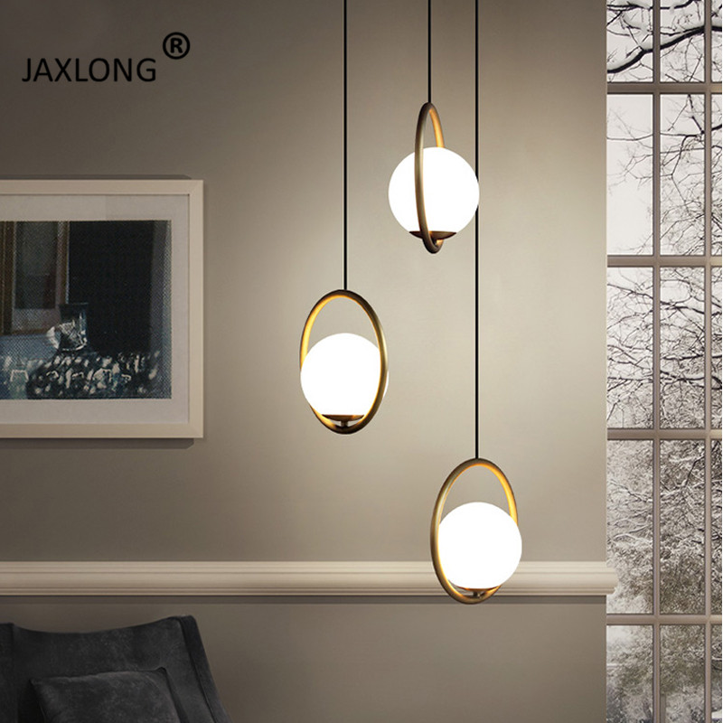 Modern LED Lighting Nordic Style Bedside Simple Pendant Lamp Coffee Shop Novelty Creative Decor Pendant Lights Loft Hanging LampModern LED Lighting Nordic Style Bedside Simple Pendant Lamp Coffee Shop Novelty Creative Decor Pendant Lights Loft Hanging Lamp