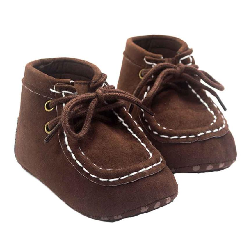 ROMIRUS Brand shoes baby 2016 kids first walkers baby boy soft shoes Casual Non-slip Bandage Shoes Toddler Sneakers best love