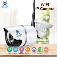 ZSVEDIO Surveillance Cameras CCTV Monitor IP Camera CCTV Camera WIFI IP Cameras Outdoor Waterproof Night Vision
