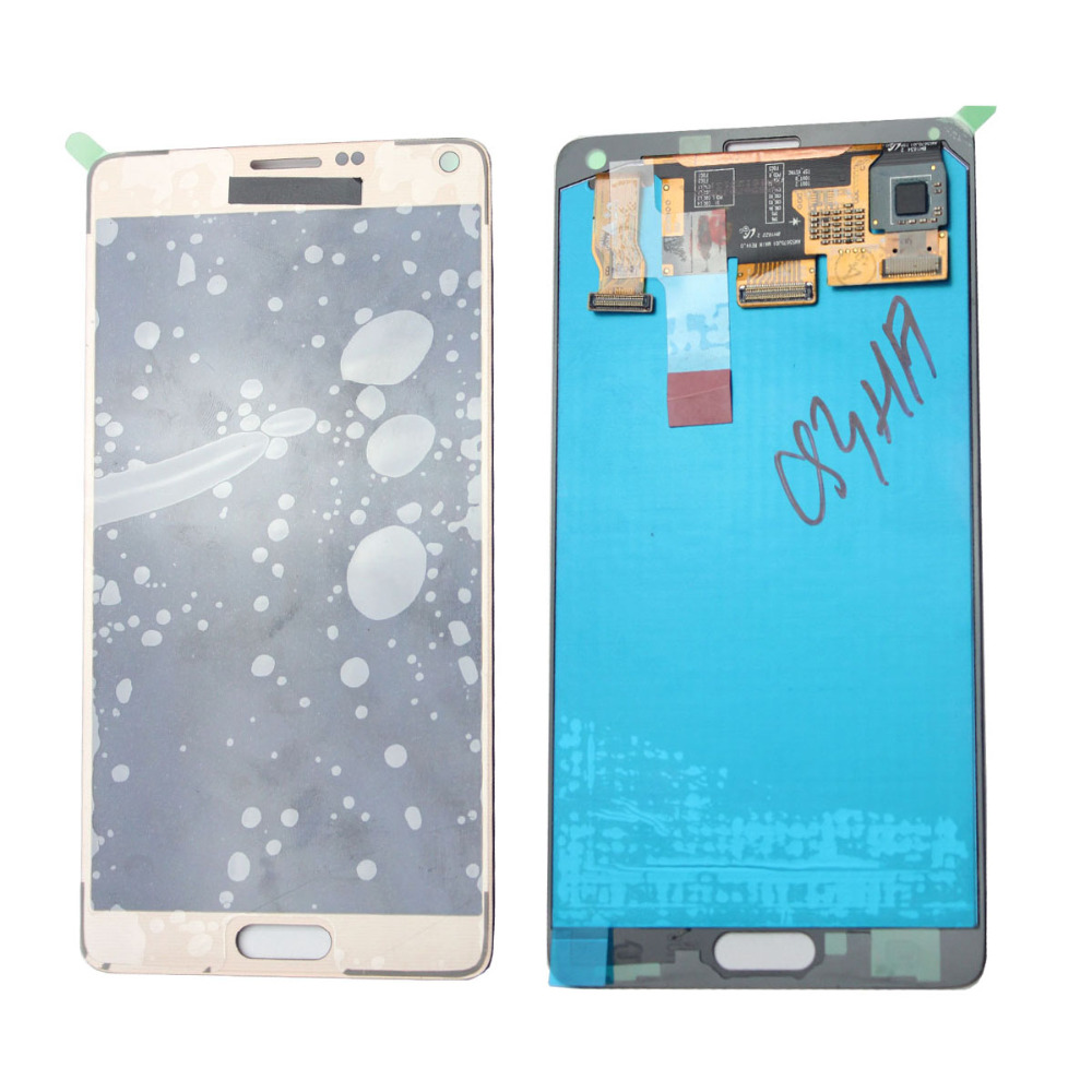 For Samsung Galaxy Note 4 N910 LCD Display +Touch Screen Digitizer Assembly