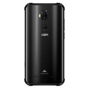 Image 2 - AGM X3 Điện Thoại Gồ Ghề 8 GB + 256 GB Điện Thoại Thông Minh IP68 Không Thấm Nước Vân Tay 5.99 Android 8.1 Octa Core Không Dây sạc Điện Thoại Thông Minh