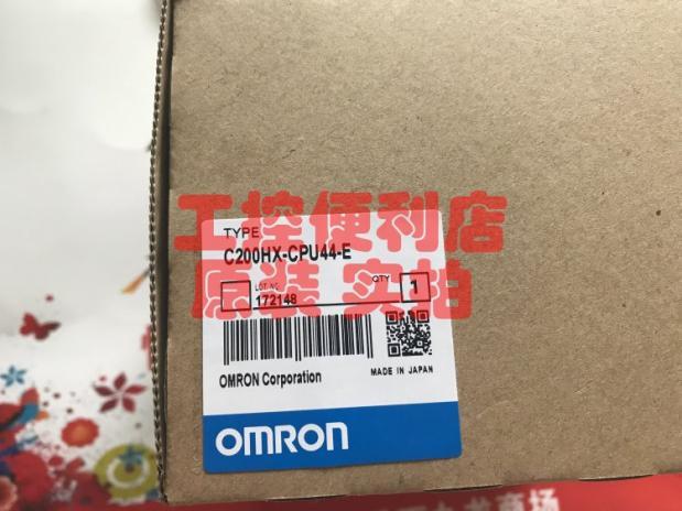 New Import Of Original C200HX-CPU44-E