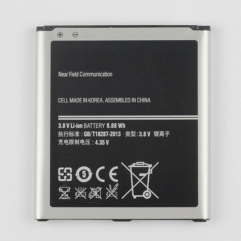 Dinto 2600mAh Replacement Phone Battery B600BE B600BC Batteries for Samsung Galaxy S4 i9500 i9505 i337 i545 i9295 i9515 i959
