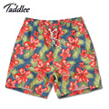 Taddlee Brand Men Beach Shorts Board Trunks Male Swimwear Swimsuits Boxer Jogger Bermudas Men Active Sweatpants Quick Dry Cargos