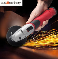 Multifunctional 100MM Rechargeable Electric Grinding Tools 2000mAH Cordless Mini Electric Angle Grinder