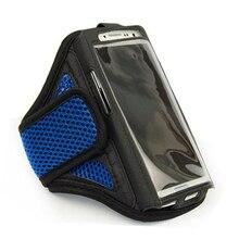 Запуск Спорт Сумки повязку Case Для 5.0-5.7 «Phone Case For iPhone 6 Plus Samsung Note 7 S7 Edage G530 M9 G3 G4 Redmi Note 3