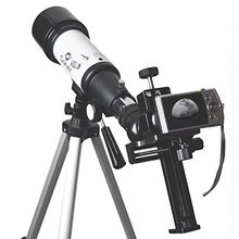 Best Buy Telescope / Microscope / Spotting Scope Digital Camera Digiscoping Adapter for Photography-Also Comes with A Smartphone Adapter