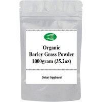 1Pack Organic Barley Grass Powder Superfood Supplement 1000gram (35.2oz) free shipping