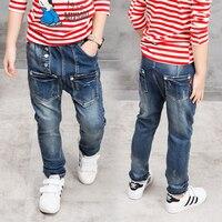 Children's clothes 2018 autumn kids cotton pants boys jeans child stylish trousers boy pencil roupas infantis menina leggings Boys Jeans