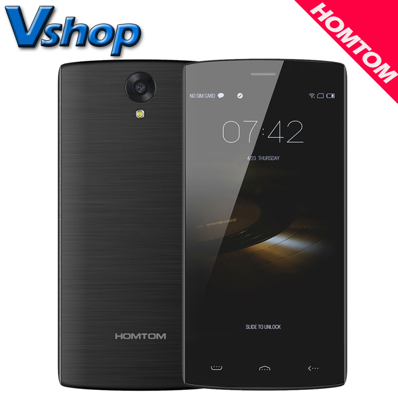 HOMTOM HT7 Pro HT7 5.5 inch Android 5.1 Mobile Phones 720P Dual SIM Cell Phone Support G-sensor GPS Google