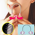 12PCS New Face Hair Removal Device / Pull Faces Delicate Beauty Micro Spring Female Epilator Depilation Shaving Hair Remover