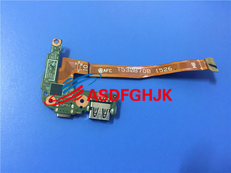 Original FOR Dell Venue 10 Pro 5055 USB Board WITH CABLE 46XRT fully tested