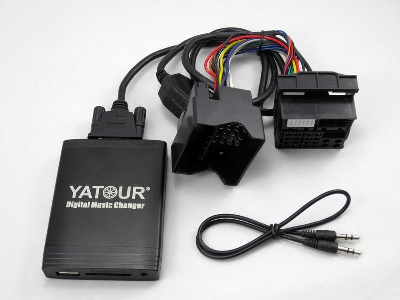 Bluetooth Car Adapter Changer Handsfree Kit For BMW 40Pin X3 X5 Z4 Z8 Mini R5x