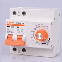High power timer mechanical off time switch controller intelligent automatic electricity saving current overload
