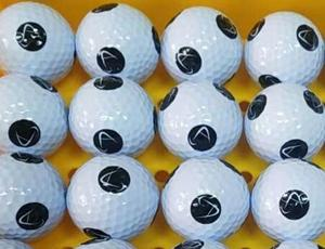 Image 2 - Top qualité deux pièces balle de golf livraison gratuite