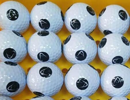 Image 2 - top quality two pieces golf ball free shipping-in Golf Balls from Sports & Entertainment