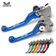RM250  For SUZUKI RM 250 1996 1997 1998 1999 2000 2001 2002-2003 CNC Motocross dirt bike Pivot Brake Clutch Levers