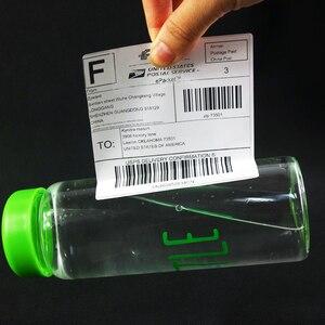 Image 5 - 4x6 Termico Etichette di Spedizione 100x150mm per Zebra 2844 Zp 450 Zp 500 Zp 505, 100x100mm, 100x200mm, Top Rivestito, 1 Rotolo