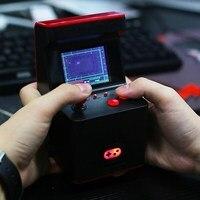 Mini Portable Arcade Joystick Machine Classical Retro Style 300 Video Game Built In Arcade Game Console
