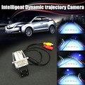 CCD trayectoria Dinámica Inteligente Cámara de Visión Trasera de Copia de seguridad de Estacionamiento Para MB Mercedes Benz Clase E W212 C207 W207/RCA NTST PAL