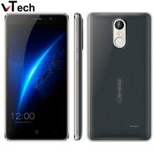 Бесплатный Случай Оригинал Leagoo M5 Сотовый Телефон MTK6580A 1.3 ГГц Quad Core 5.0 Дюймов HD Android 6.0 2 Г + 16 Г Отпечатков Пальцев 3 Г смартфон
