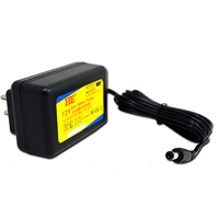 US Standard Lead Acid Battery Charger 12V DC Charger Cable Smart Adapter Power Supply 12V Charger