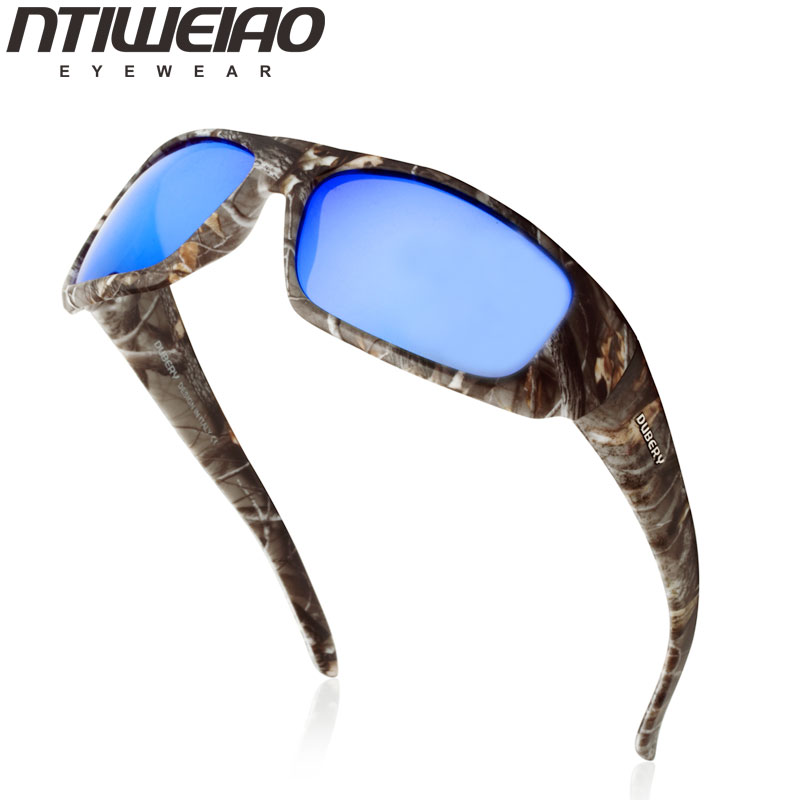 NTIWEIAO Men and women HD Sunglasses Polarized Glasses Outdoor Sport UV400 Proof Sun Glasses Eyewear Oculos Male