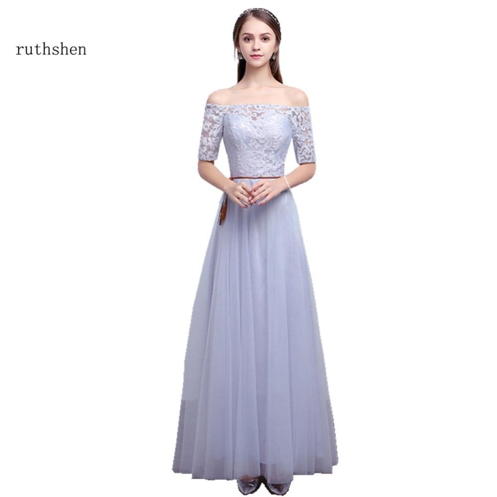 Платье длинное кружевной топ