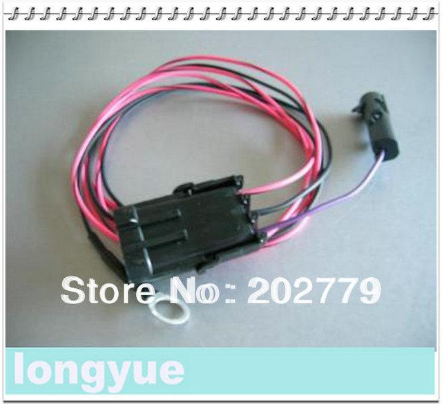 longyue 2sets TPI TBI 3 Wire Heated Oxygen O2 Sensor Wiring Harness Adapter 50cm wire 50cm_640x640 longyue 2sets tpi tbi 3 wire heated oxygen o2 sensor wiring harness