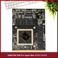 Brand New HD 6970M HD6970 hd6970m 2GB VGA Video Graphics Card for Apple iMac 27