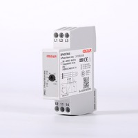 DPA53CM48 Three Phase Power Supply Monitor Three Phase Relay Phase Reversed Phase Undervoltage Protection