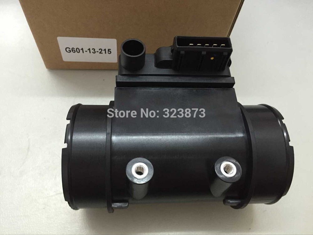 NEW Mass Air Flow Meter MAF Sensor G601-13-215 E5T50371 for mazda 89-94 B2200 B2600 MPV . mass air flow maf sensor oem f37f 12b579 fa f37f12b579fa for mazda b 3000 taurus sable tracer k m