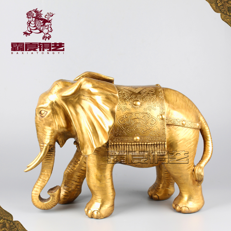 2020 HOT SALE  large- Talisman home House Protection Bless Bless family safety Thailand India Auspicious God elephant statue