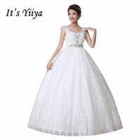 Free Shipping Wedding Dresses 2015 White Plus Size Lace Wedding Dress Cheap Romantic China Wedding Gowns
