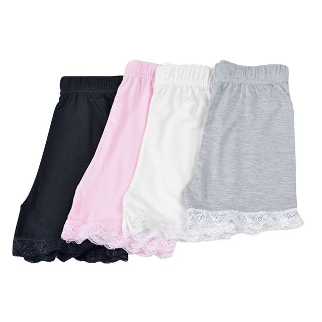 ad29b6dddd667 2-7Y Candy Colors Kids Girls Shorts Boys Safety Baby Leggings Children  Short Pants Lovely Toddler Stretch Shorts QL75