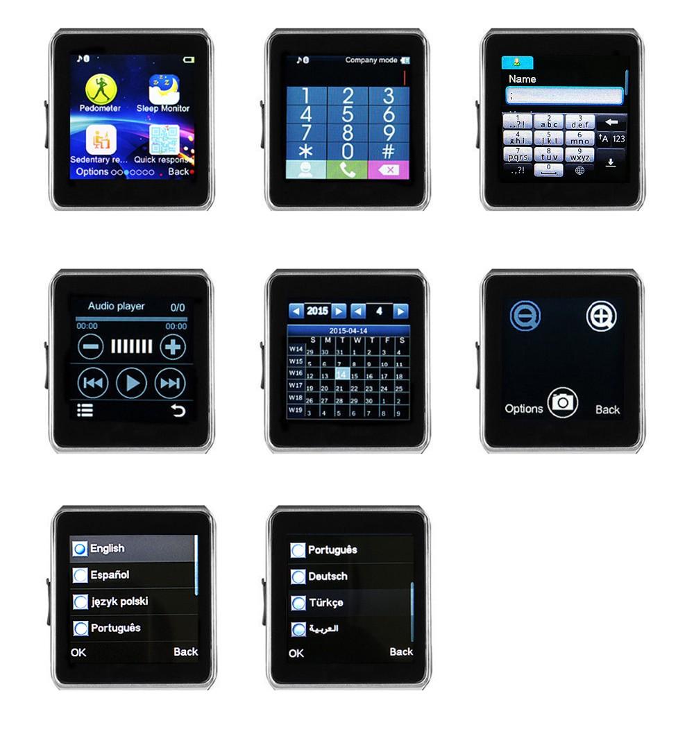 e03a7777c Original DZ09 Reloj Inteligente Bluetooth Apoyo SIM/Tf Reloj Inteligente  GSM Llamada de Teléfono de Control Remoto de la cámara 0.3MP/Música de la  Tarjeta ...