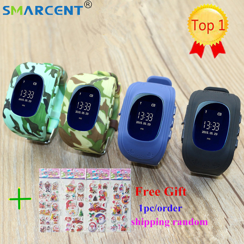 <font><b>Q50</b></font> <font><b>GPS</b></font> Smart Kid Safe smart Watch SOS Call Location Finder Locator Tracker for Child Anti Lost Monitor Baby Son Wristwatch image