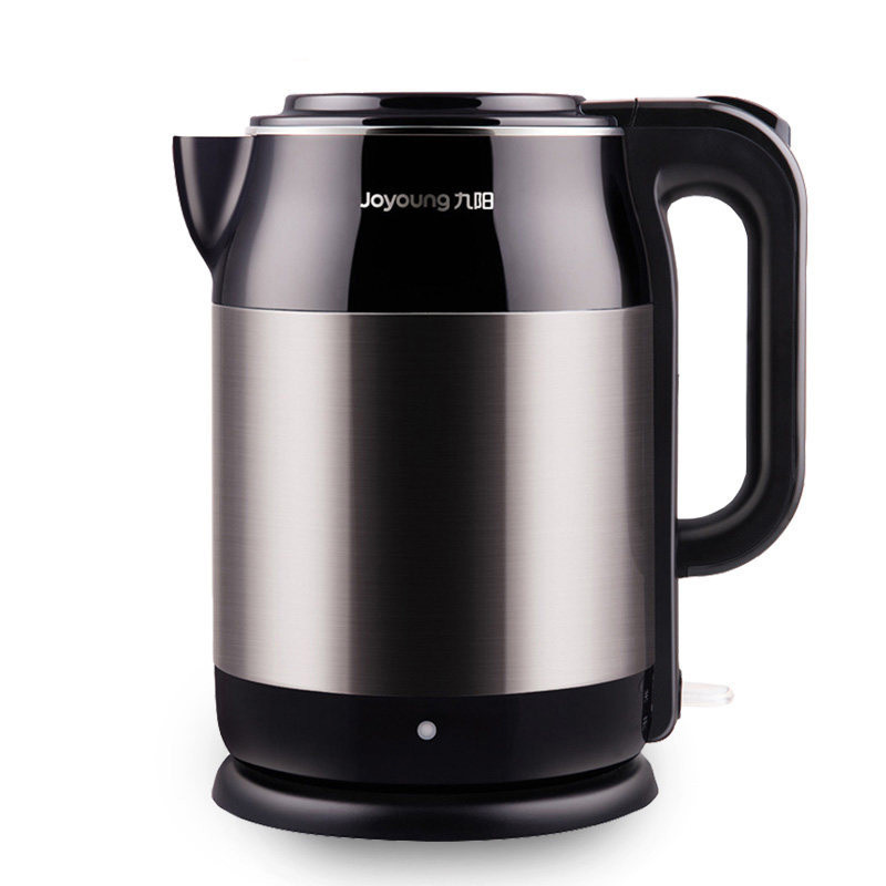 Us 43 86 6 Off New Joyoung Household Electric Kettle 1 7l Stainless Steel Water Boiler Double Anti Scalding 8 Hours Insulation Teapot 220v In