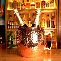 Giant 5L Hammered Moscow Mule Mug Mega Mug Moscow Mule Ice Bucket Mug 2