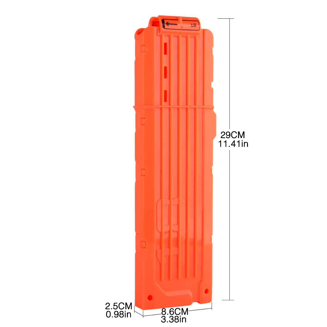 Surwish-Soft-Bullet-Clips-For-Nerf-Toy-Gun-18-Bullets-Ammo-Cartridge-Dart-For-Nerf-Gun-Clips-Orange-1