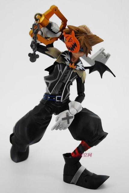 Оригинальные фигурки Square Enix Kingdom Hearts 2 4