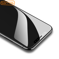 Torras For IPhone X Tempered Glass 3D Ultra Thin HD Arc Full Cover Glass Protective Tempered